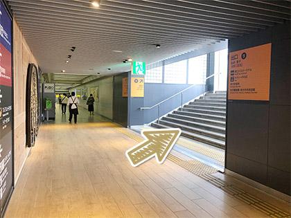 枚方市駅からの道順4